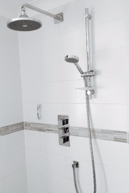New shower | Pipeline Plumbing Services Ltd. | Pulborough, West Sussex