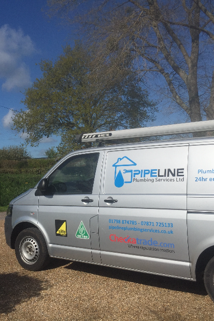 Plumbing, Heating & Gas | Pipeline Plumbing Services Ltd. | Pulborough, West Sussex